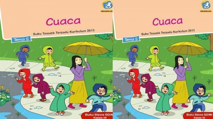 Kunci Jawaban Tema 5 Kelas 3 Halaman 28 & 26 27 Buku Tema : Keadaan Cuaca Subtema 1 Pembelajaran 4