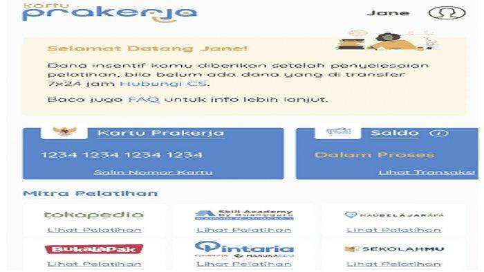 PENDAFTARAN Prakerja Gelombang 9 https://dashboard.prakerja.go.id & Pengumuman Prakerja Gelombang 8