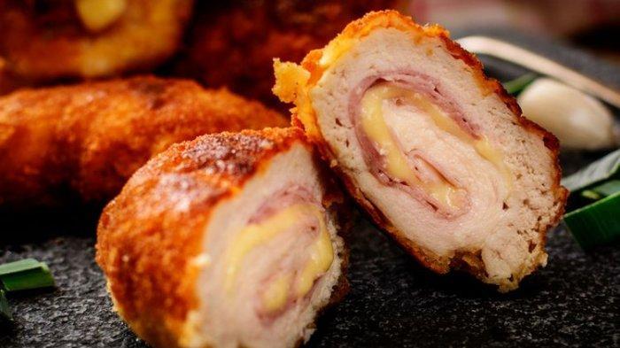 Cara Membuat Chicken Cordon Bleu Enak ! Bisa Pakai Resep Chicken Cordon Bleu Klasik Ini