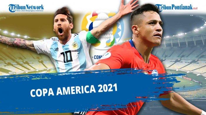 Opening Ceremony Copa America 2021 Live Streaming Indosiar ! Laga Pembuka Brasil Vs Venezuela