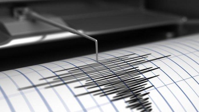 BREAKING NEWS : Gempa Blitar Jawa Timur Hari Ini, Magnitudo 5,3 Gempa Bumi Tidak Berpotensi Tsunami