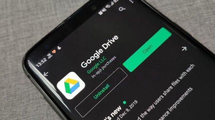 Cara Scan Dokumen di Google Drive ! Tanpa Aplikasi Tambahan, Cukup Pakai Kamera Ponsel