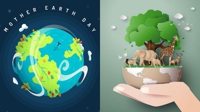 Caption Selamat Hari Bumi untuk WhatsApp , FB, Instagram & Twitter! Cari Caption tentang Hari Bumi ?