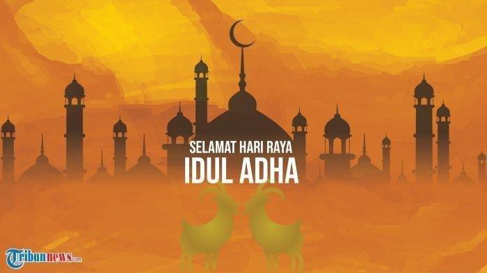 GRATIS DOWNLOAD Gambar Ucapan Selamat Idul Adha 2021 & Link Twibbon Idul Adha Hari Raya Lebaran Haji