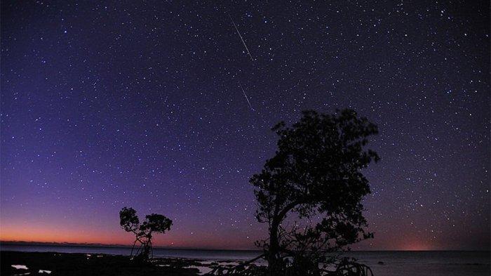 Fenomena Apa yang Akan Terjadi di Bulan Juli 2021, Ada Hujan Meteor Hingga Matahari di Atas Ka'bah