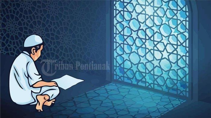 Beriktikaf Untuk Mendapat Pahala dan Mengikuti Sunah Nabi Muhammad