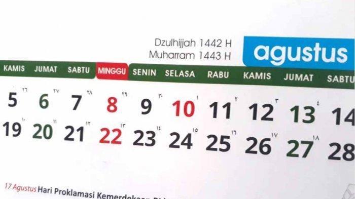 Asal Usul Nama Bulan Agustus dan Sejarah Kalender Masehi