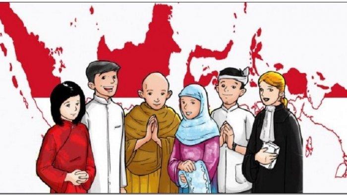 Tentukan Ide Pokok dari Masing-masing Paragraf Bacaan di Atas: Kerukunan Umat Beragama di Indonesia