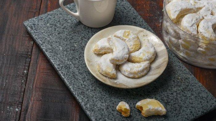 Resep Kue Putri Salju Lembut dan Lumer di Mulut , Mari Coba Bikin Kue Putri Salju Kacang Mede