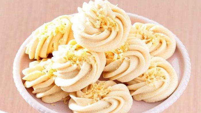 TIPS Membuat Kue Semprit Renyah dan Tahan Lama, Tidak Mengocok Mentega Terlalu Lama