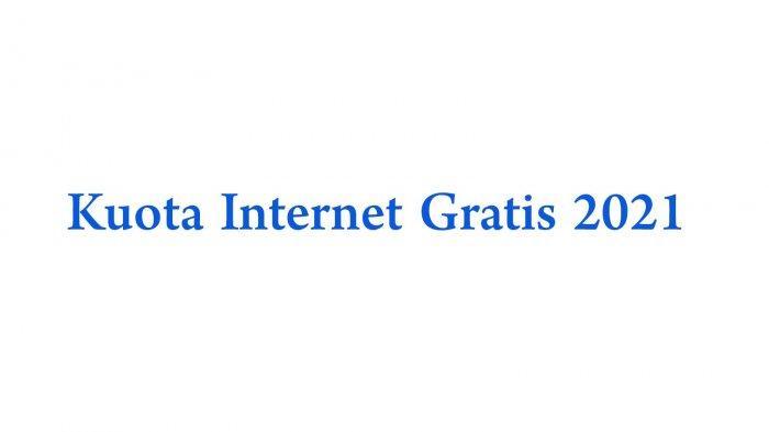Jadwal Pencairan Kuota Internet Gratis Kemendikbud 2021 untuk Siswa, Mahasiswa, Guru dan Dosen