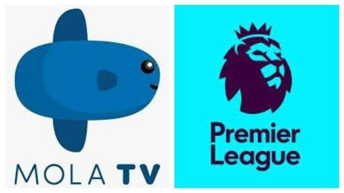 Ilustrasi Liga Inggris Mola TV.