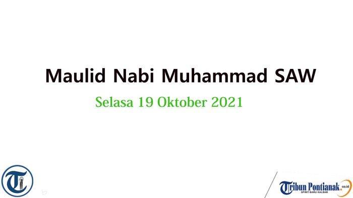 Apa Dalil Maulid Nabi Muhammad SAW?