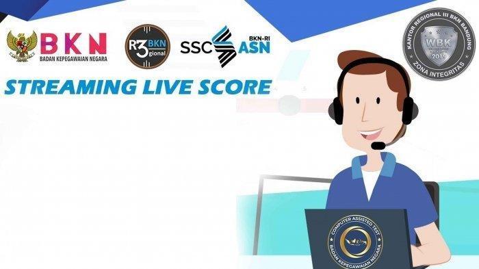 Daftar Link Live Score Hasil SKD CPNS 2021 Lengkap Sejumlah Daerah di Indonesia