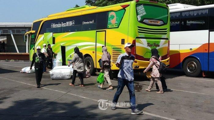 Daftar Bus yang Boleh Beroperasi dalam Periode Larangan Mudik 2021 Khusus Orang-orang Dikecualikan