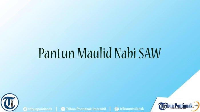 Kumpulan Pantun Maulid Nabi Muhammad SAW untuk Caption Instagram, WhatsApp, TikTok dan Facebook