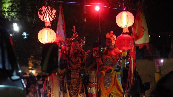 Rute Pawai Lampion Singkawang 2020