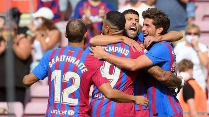 Head to Head Barcelona vs Dynamo Kyiv, Ansu Fati, Aguero dan Memphis Depay Bisa Jadi Trio Maut Baru