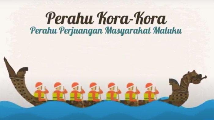 Apa Itu Perahu Kora-Kora yang Jadi Materi Belajar dari Rumah TVRI Selasa 27 Oktober 2020