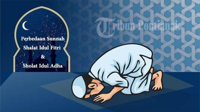 NIAT Sholat Idul Adha di Rumah tanpa Khutbah, Sah! Beda dengan Sholat Jumat Tak Sah tanpa Khutbah