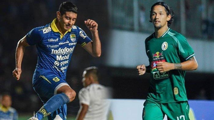 Jadwal Siaran Langsung Persib Bandung vs PSS Sleman, Pekan Ketiga Shopee Liga 1 2020