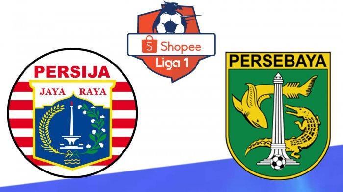 Live Indosiar Persija Jakarta vs Persebaya Surabaya: Usung Misi Balas Kekalahan