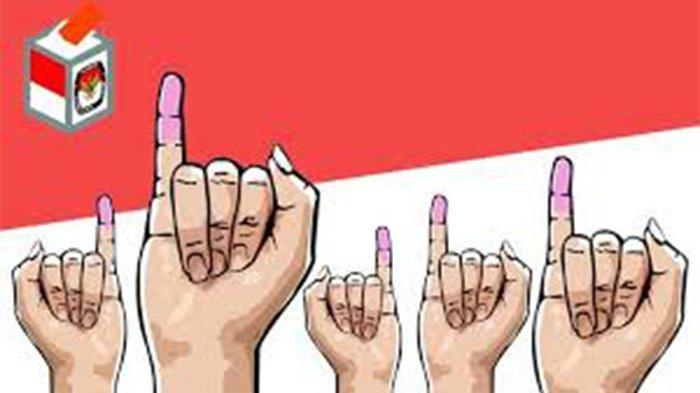 DAFTAR Pemilih Tetap di 7 Kabupaten di Kalbar Jelang Pilkada 2020