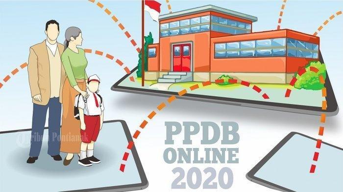 Pengumuman Hasil Seleksi Pendaftaran SD SMP SMA DKI Jakarta Jalur Zonasi di ppdb.jakarta.go.id