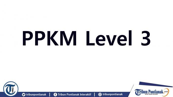 Pontianak Tetap PPKM Level 3, Keterisian Tempat Tidur Rumah Sakit Turun