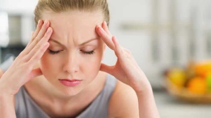 Hilangkan Sakit Kepala Dalam Sekejap, Pijat di Lima Titik Bagian Tubuh Ini!
