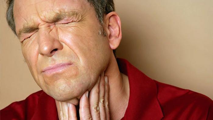 CARA Mengatasi Tenggorokan Seperti Ada yang Mengganjal, Mungkinkah Karena Asam Lambung ?