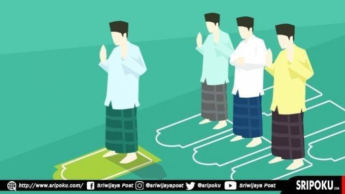 Niat Sholat Maghrib dan Keutamaan Salat Berjamaah di Masjid