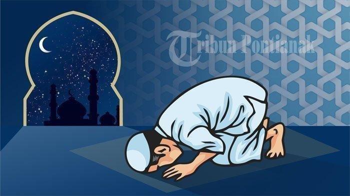 Bacaan Niat Sholat Magrib Tiga Rakaat Sendiri dan Berjamaah Lengkap dengan Doa Iftitah