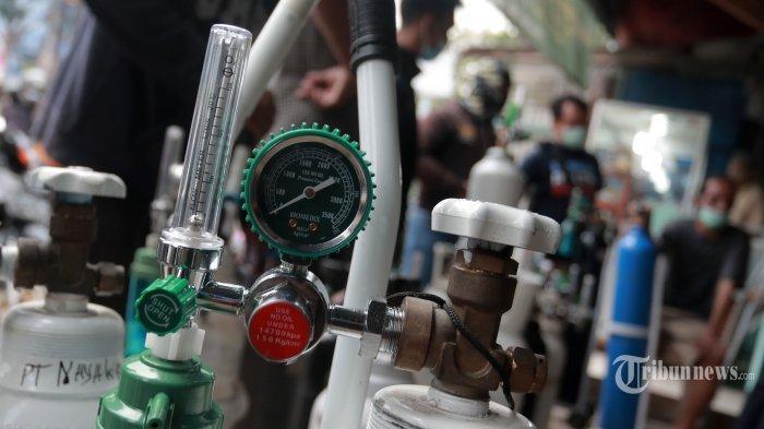 Cara Mendapatkan Oksigen Gratis Pemprov Kalbar untuk Isolasi Mandiri ! Cek Lokasi & Syarat Prosedur
