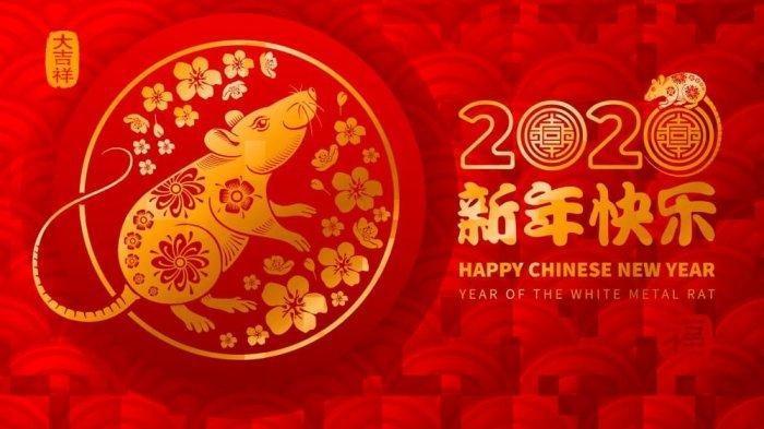 Gong Xi Fa Chai! Ini Kumpulan Ucapan Selamat Tahun Baru Imlek 2571 Sabtu 25 Januari 2020