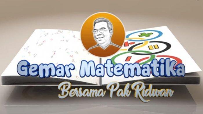 Link TVRI Online Nonton Tayangan Belajar dari Rumah Materi Soal SD, SMP dan SMA