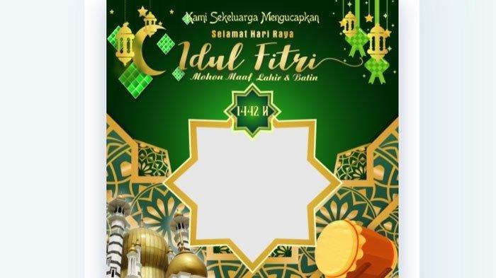 Aplikasi Ucapan Selamat Hari Raya Idul Fitri 2021 & Template Idul Fitri 2021 PNG
