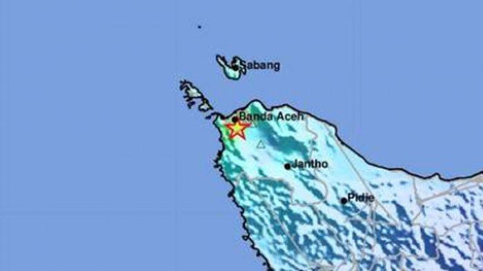 BMKG: Gempa Aceh Dipicu Sesar Besar Sumatera Segmen Aceh