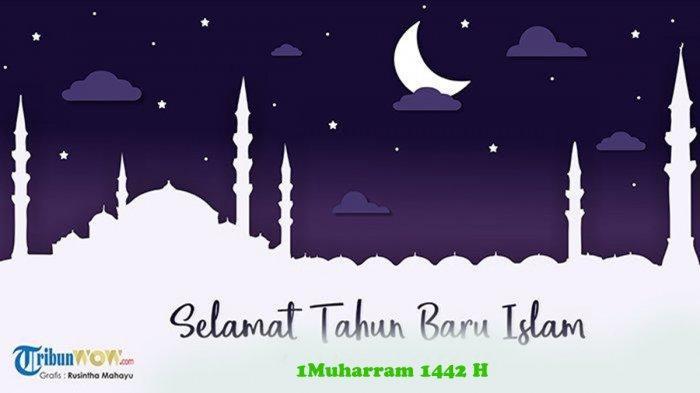 Kumpulan Pantun dan Ucapan Selamat Tahun Baru Islam 1 Muharram 1442 H 20 Agustus 2020