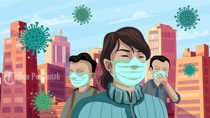 Prediksi Bloomberg Indonesia Butuh 10 Tahun Lagi Mengakhiri Pandemi Covid-19, Jokowi Ingin 1,5 Tahun