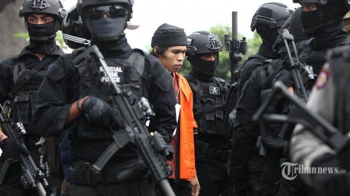 Waspadai Gerakan Kelompok Teroris