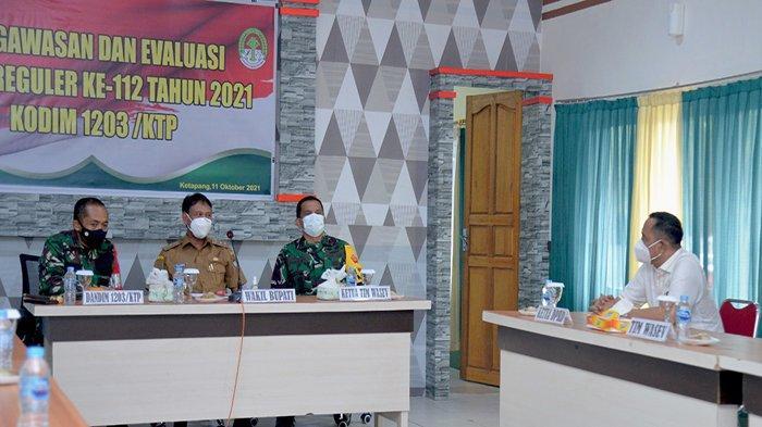 Wakil Bupati Farhan Harap Kegiatan TMMD di Ketapang Berkesinambungan