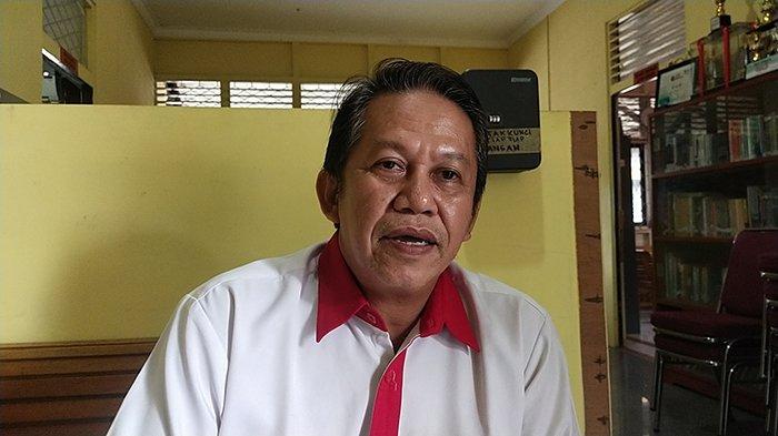 Imam Ghozali, Ketua Program Studi Pendidikan Seni, Fakultas Keguruan dan Ilmu Pendidikan, Universitas Tanjungpura Pontianak, saat ditemui Tribun Pontianak Ferryanto, Selasa 24 November 2020.