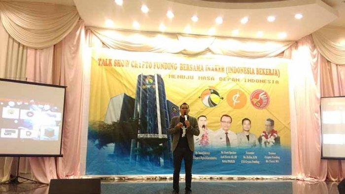 Bina UMKM Lokal, Imam Sarkoni Bidik Pasar Luar Negeri