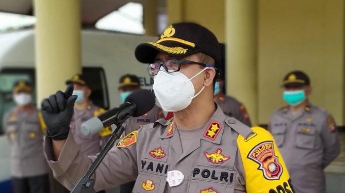 Pengendara Tabrakkan Diri ke Mobil di Ambawang, Polres Kubu Raya Usut Identitas Pelaku