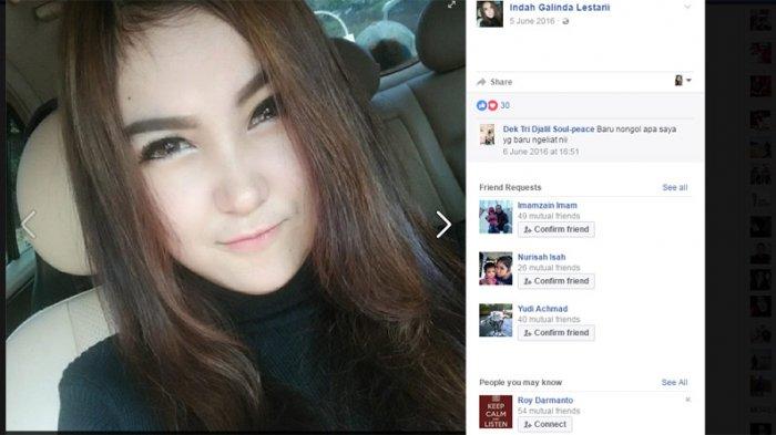 Mengenal Lebih Dekat Indah Galinda Rising Star Asal Pontianak, Ini Foto-foto dan Videonya!