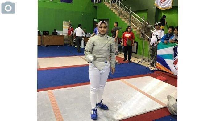 Indah Nur Safarin, Atlet Anggar Mempawah yang Bercita-cita Harumkan Indonesia