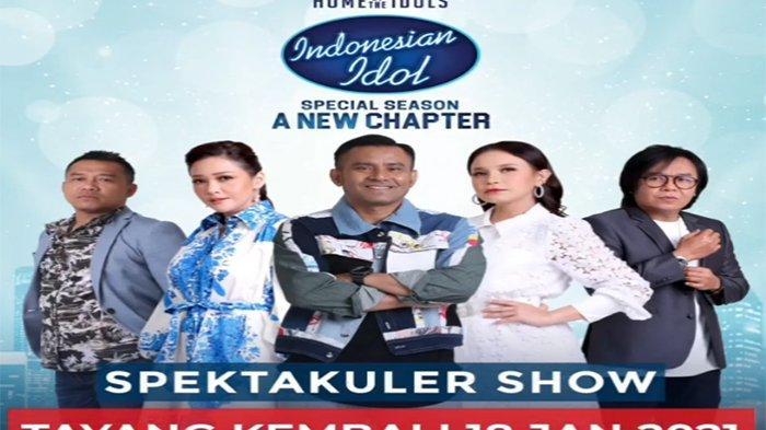 Cara Vote Indonesian Idol 2021 Senin 18 Januari 2021 Lewat Aplikasi SiCepat !