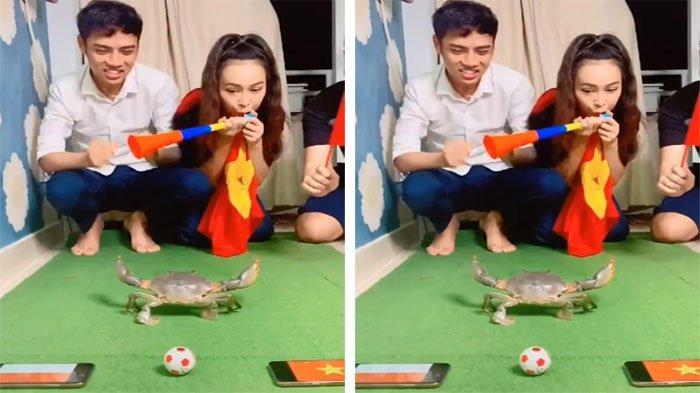 Kepiting Vietnam Prediksi Indonesia Menang Final Bola SEA Games 2019! Indonesia Vs Vietnam Live RCTI