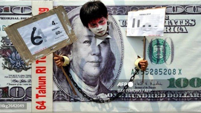 INDONESIA Punya Utang Tersembunyi ke China Capai US$ 17,28 Miliar! Termasuk Pinjaman BUMN